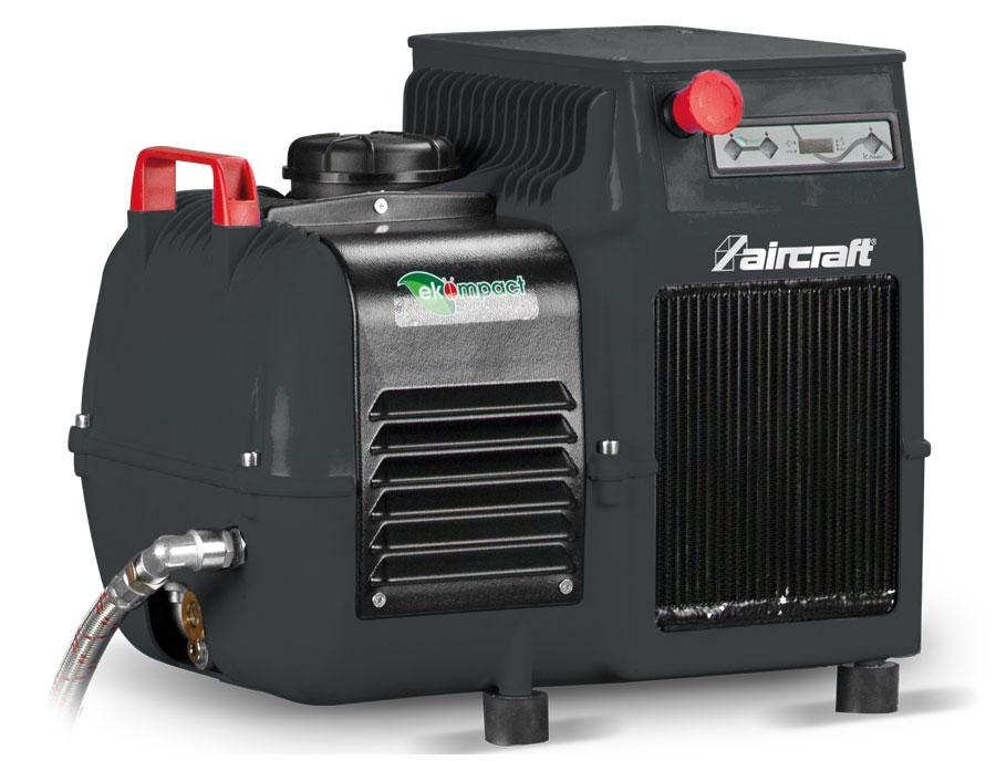 Aircraft ACS Special 2,7-10 kompaktní šroubový kompresor 2,7kW