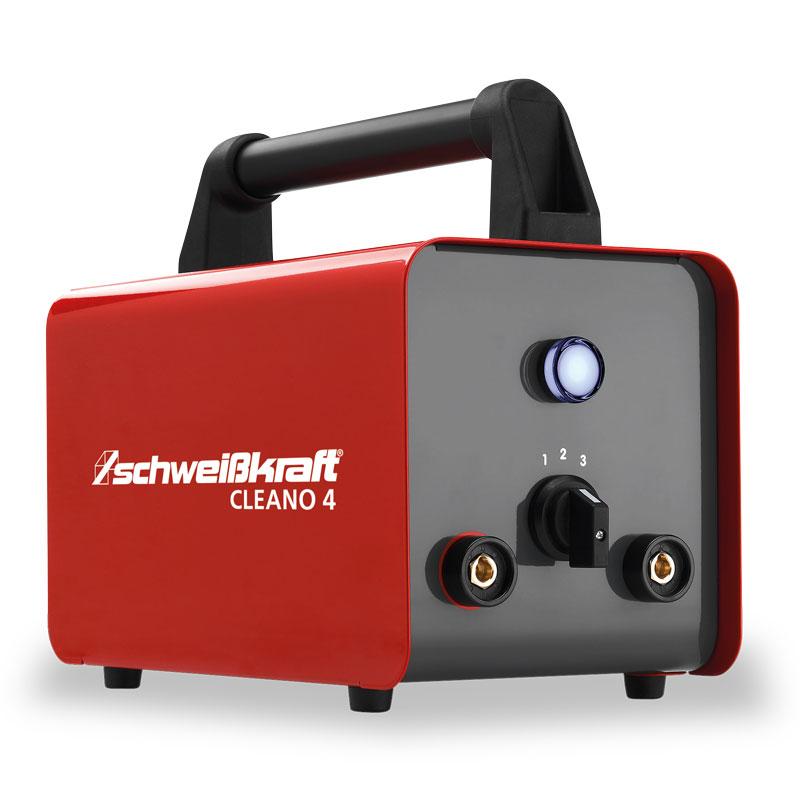 Schweißkraft®Zařízení na čištění TIG svarů Cleano 4