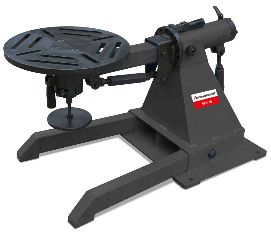 Schweißkraft®Polohovací zařízení SPV 30