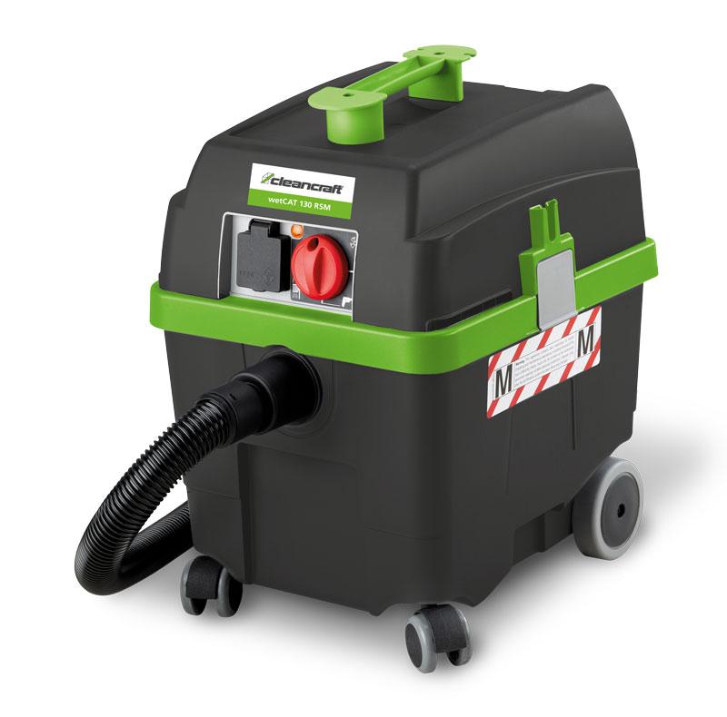 Cleancraft wetCAT 130 RS vysavač pro mokré/suché sání