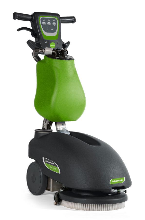 Cleancraft SSM 350 B Podlahový mycí stroj - 7202036