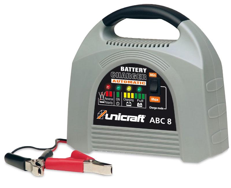 Unicraft®Nabíječka autobaterií ABC 8