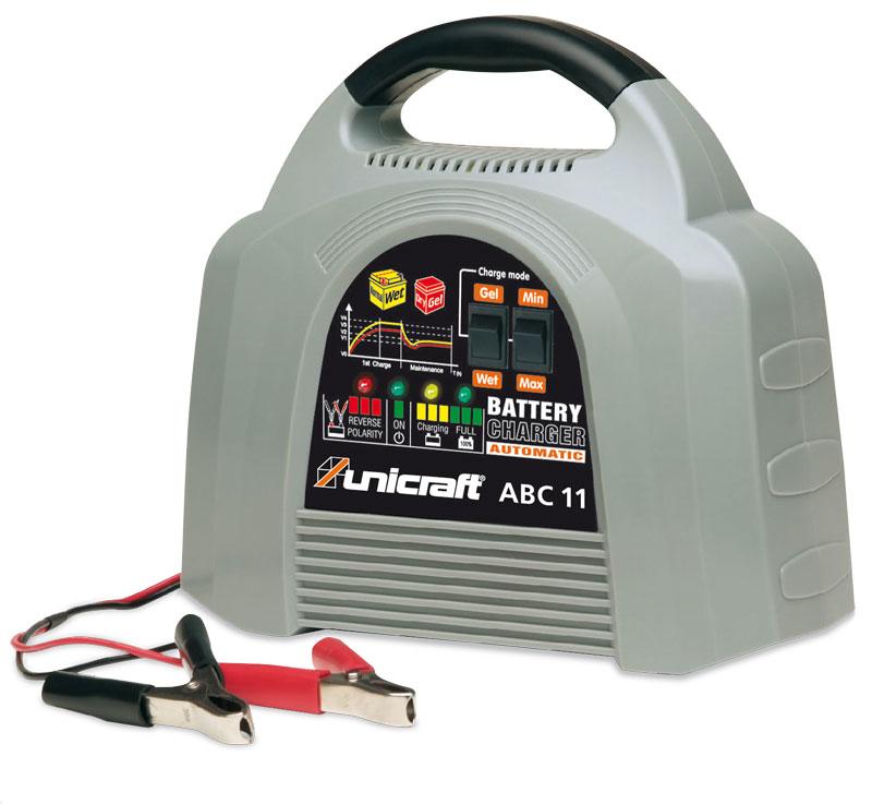 Unicraft®Nabíječka autobaterií ABC 11