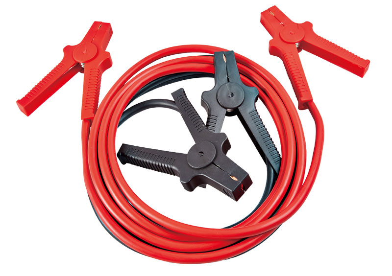 Unicraft Startovací kabely 25 mm², délka 3,5m - 6860001