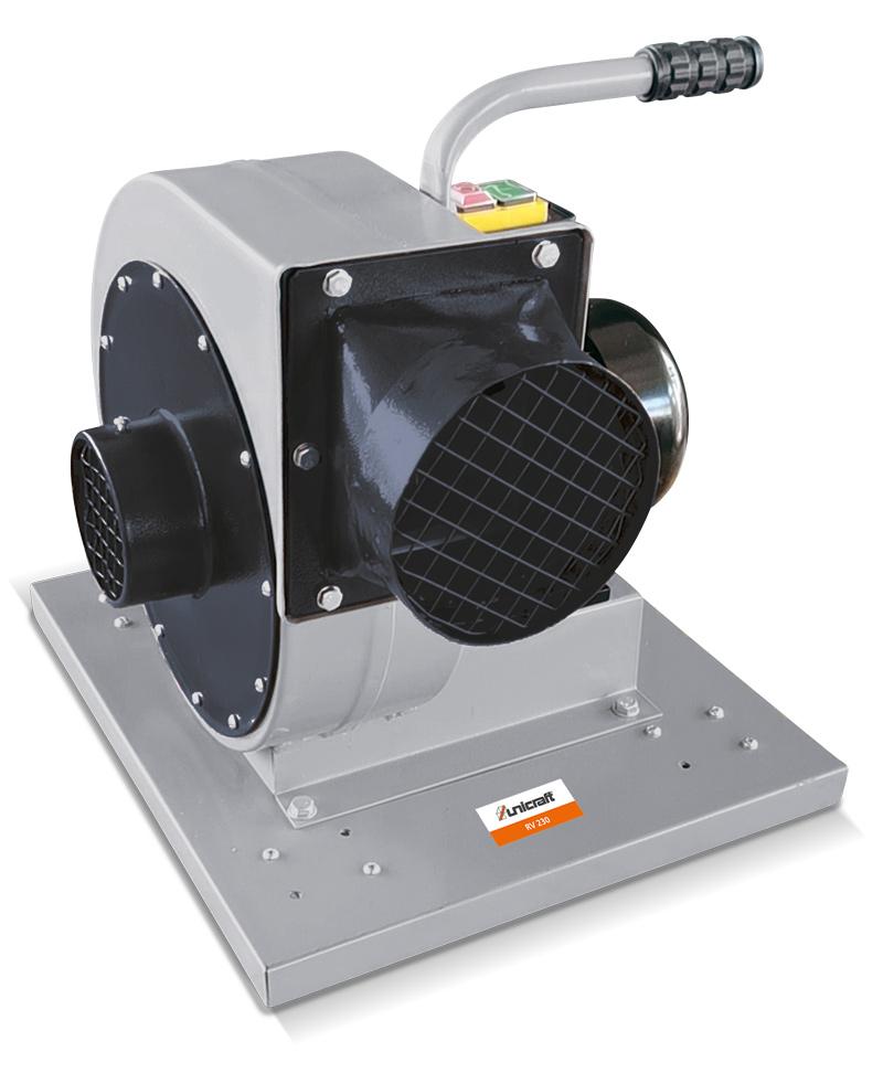 Unicraft Radiální ventilátor RV 230
