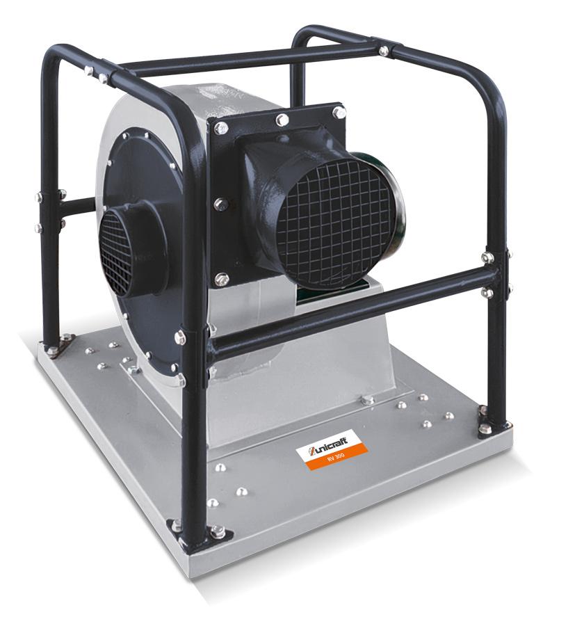 Unicraft Radiální ventilátor RV 300