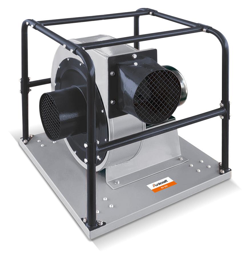 Unicraft Radiální ventilátor RV 350