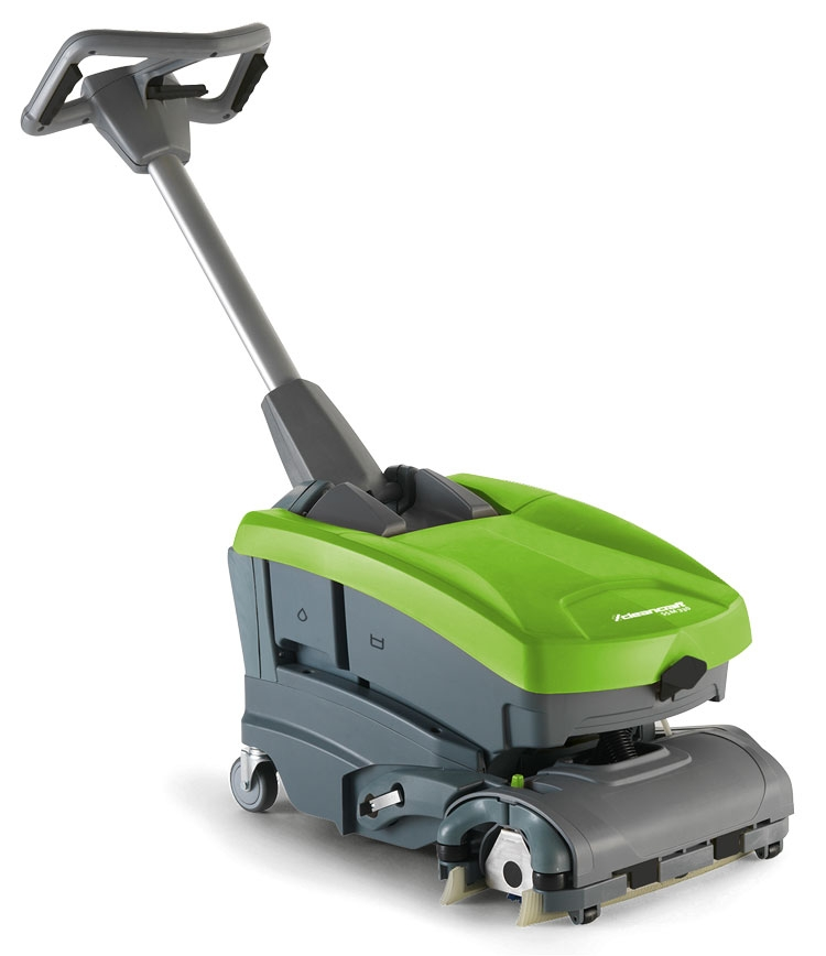 Cleancraft SSM 331-7,5 AKU podlahový mycí stroj Podlahový mycí stroj (baterie) - 7202030
