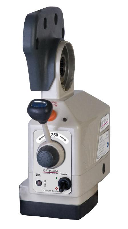 Optimum Opti V250 S (230 V) Univerzální posuv stolu - 3352030
