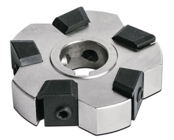 Metallkraft Frézovací hlava pro KE 100 - 3992005
