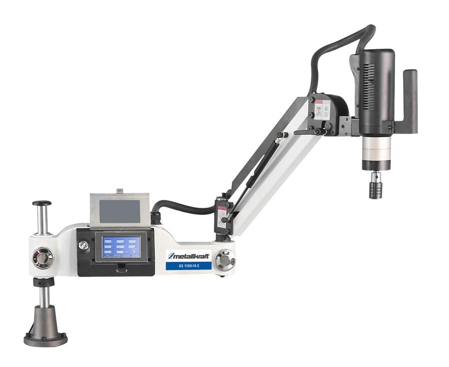 Metallkraft GS 1100-16 E Elektrický závitořez - 4450116