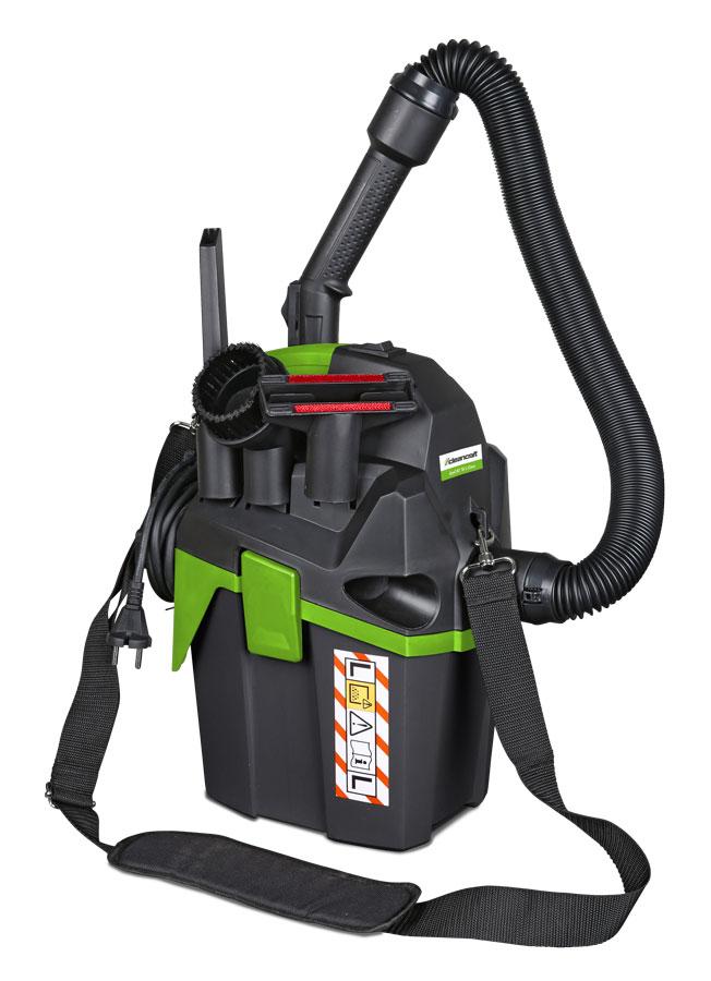 Cleancraft dryCAT 16 L Přenosný vysavač pro suché sání