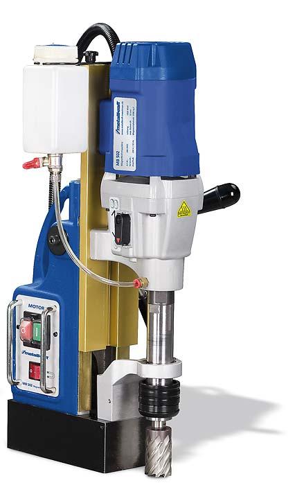 Metallkraft MB 502 Magnetická vrtačka - 3860502